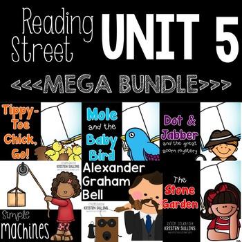 Reading Street Unit 5 Mega Bundle