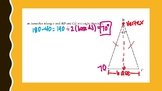 Unit 5- Isosceles Triangle & Angle Bisector