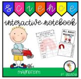 Magnetism (1st Grade Notebook)