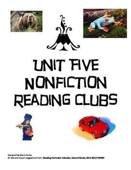 Unit 5-Nonfiction Reading Clubs