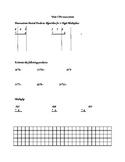 Unit 5 Pre-Assessment for 4th grade