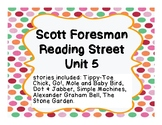 Unit 5 Reading Street