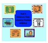 Unit 5 Reading Street Common Core Literacy Centers BUNDLE