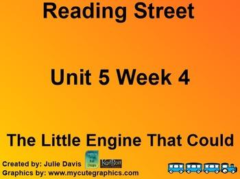 Unit 5 Bundle SmartBoard Companion Kindergarten