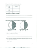 Unit 5 Review - Grade 3 Everyday Mathematics (Edition 4)