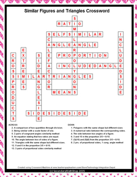 Similarity - Unit 5: Similar Figures & Triangles ...