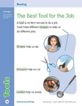 Unit 5: Tools (Skill Sharpeners: Science)