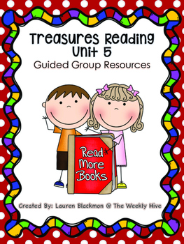 Unit 5 Treasures Guided Reading Resources