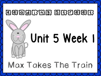 Unit 5 Week 1 Power Point Kindergarten. Reading Street