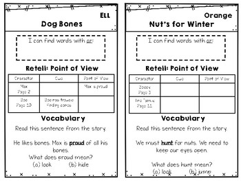 Unit 5 Week 1 Wonders Leveled Readers Worksheet