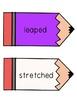 Reading Wonders Unit 5 Week 2 Pencil Pairs ***WITH 72 BONU