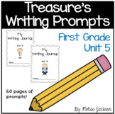 Unit 5 Writing Journal Prompts Macmillan/McGraw-Hill Treas