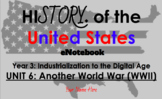 """Unit 6: """"Another World War (WWII)"""" 5th Grade Social Studie"""