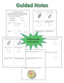 Calculus: Applications of Integration Bundled Unit