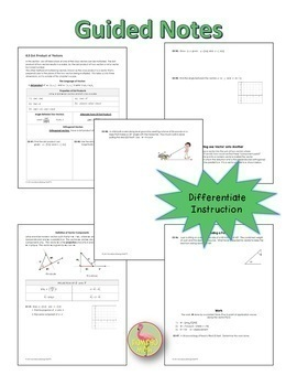 PreCalculus: Applications of Trigonometry Bundle