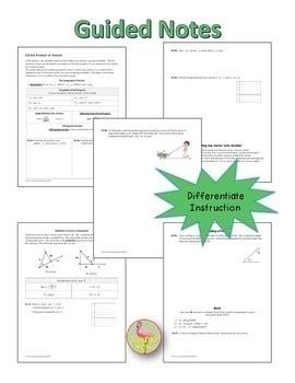 PreCalculus Applications of Trigonometry Bundle