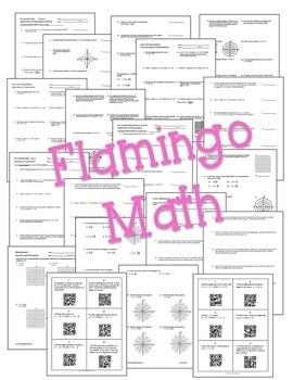 PreCalculus: Applications of Trigonometry Review  & Assessment Bundle