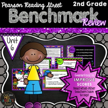 2nd Grade Reading Street Unit 6 Benchmark Assessment Review