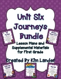 Unit 6 Bundle Journeys First Grade