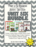 Unit 6 Bundle Journeys First Grade Print and Go