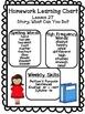 Unit 6 Homework Learning Chart Journeys