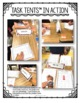 Task Tents™ - Math Edition {5th Grade Unit 5}