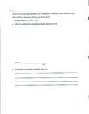 Unit 6 Review - Grade 3 Everyday Mathematics (Edition 4)