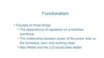 Unit 6 - Social Stratification Bundle