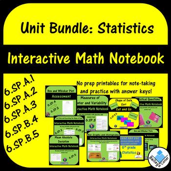 Unit 7 Bundle: Statistics