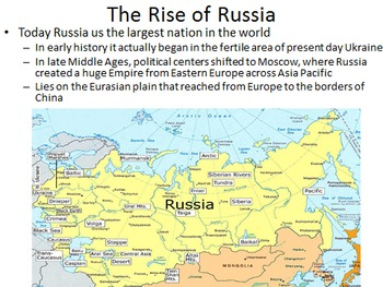 Unit 7: Byzantine Empire and the Rise of Russia (World History/Global 9 Ch 10))