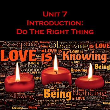 Unit 7 Code X Introduction