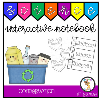 Conservation (1st Grade Notebook)