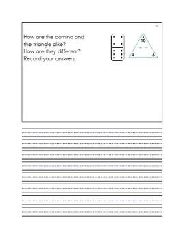Unit 7 Everyday Math Message Notebook