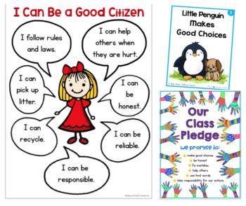 Unit 7 Responsibility, Citizenship, Good Choices, Social Skills, Character