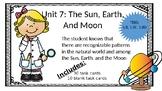 Unit 7: Sun, Earth, and Moon Task Cards