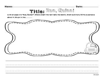 Unit 8 Bundle Kindergarten McGraw Hill Wonders Guided Reading Supplemental Pack