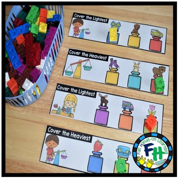 Measurement {Unit 8} Early Learners Math Curriculum