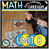 Measurement | Unit 8 | Early Learners Math Curriculum