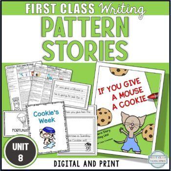 Unit 8 - Pattern Stories