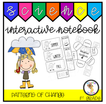 Patterns of Change (1st Grade Notebook)