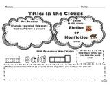 Unit 8 Week 3 Kindergarten McGraw Hill Wonders Guided Reading Supplemental Pack