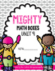 Unit 9 Challenge Math Boxes for Everyday Math 4, 1st grade