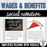 Unit 9 Employee Wages & Benefits - Social Narrative