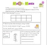Unit 9 Everyday Math 2nd Grade starred skills common core