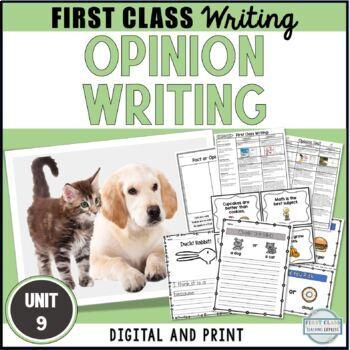 Unit 9 - Opinion Writing