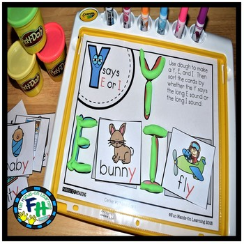 Unit 9: Soft C/G and Y as a Vowel (PHONICS 4 Reading)