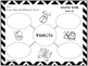 Unit 9 - Week 1 Graphic Organizers and More to Follow Treasures {Insects}