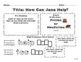 Unit 9 Week 1 Kindergarten McGraw Hill Wonders Guided Read