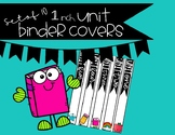 Unit Binder Covers