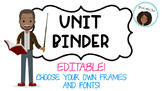 Unit Binder and Pages Template